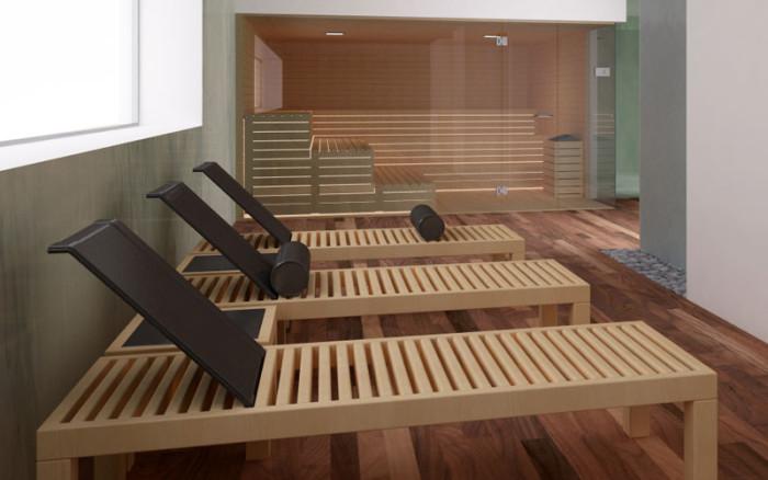 Saune e Hammam professionali per hotel, alberghi, centri benessere e ...