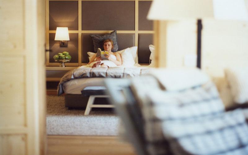 Il wellness dentro casa effegibi for Costo della costruzione di una sauna domestica