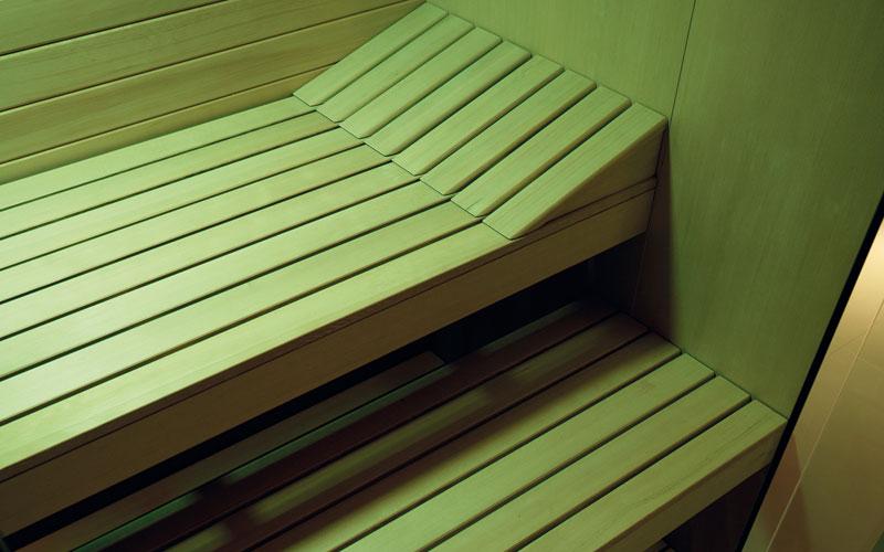 Utilizzo di legnami pregiati e sauna: la sauna tradizionale ...