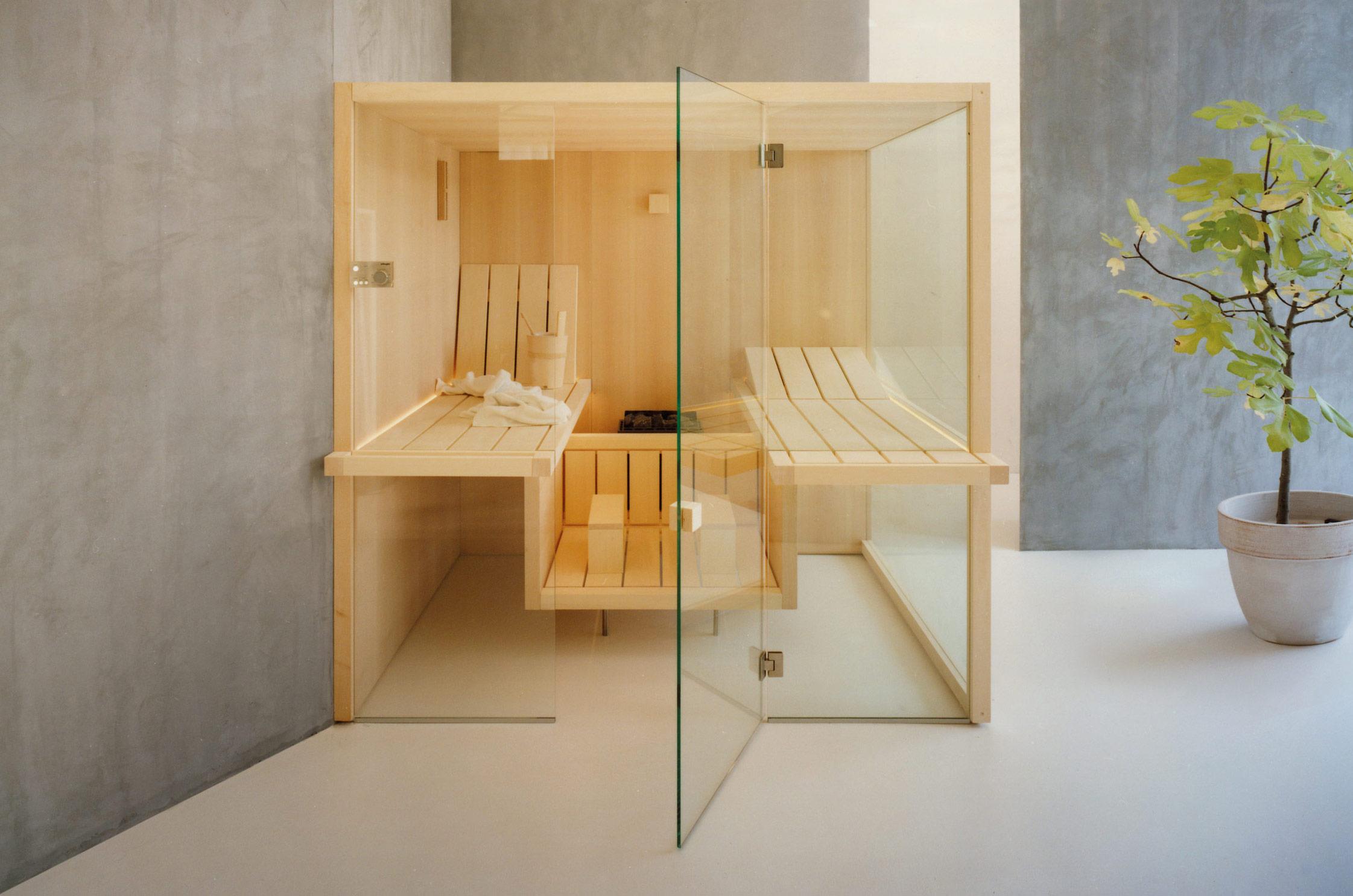 Sauna In Casa Consumi effegibi - sauna air