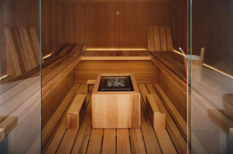 Sauna AIR 120 aspen termotrattato