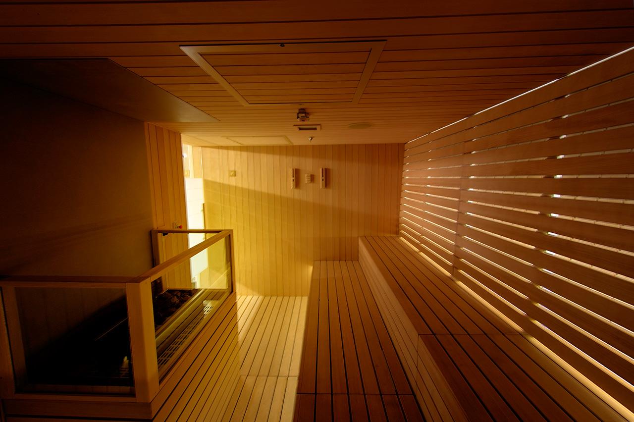 Realizzazione saune, bagni turchi e spa su misura - Effegibi