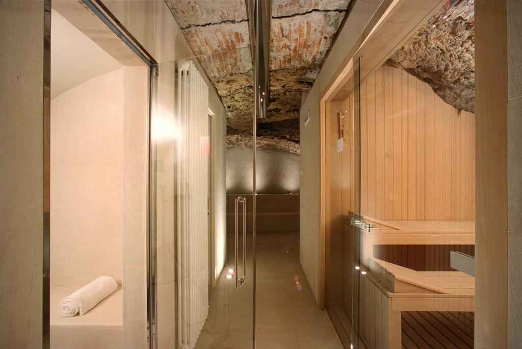 Realizzazioni di saune e bagni turchi per spa e centri for Progettazione casa generatore