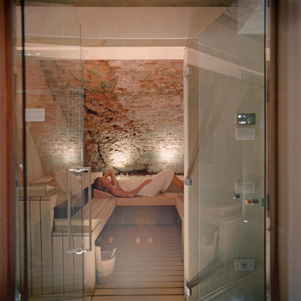 Realizzazioni di saune e bagni turchi per spa e centri estetici effegibi - La casa del bagno ...