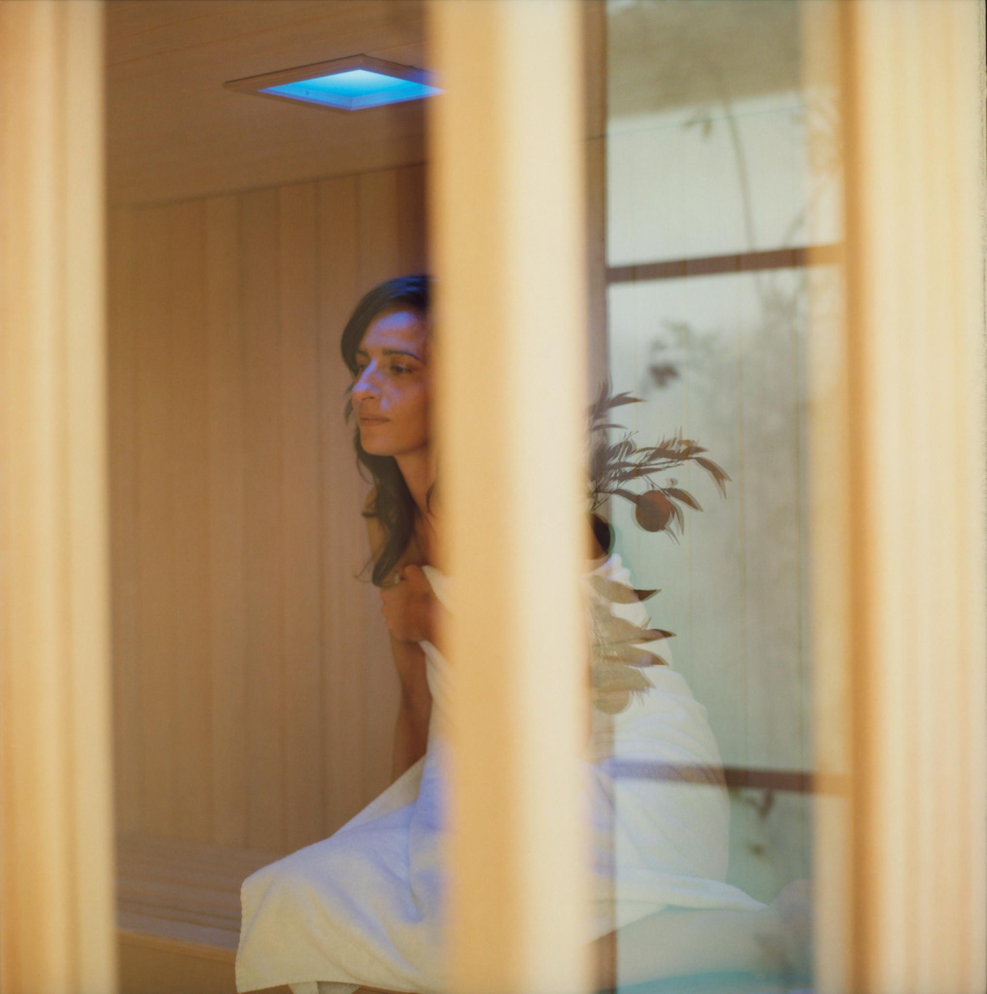 Cromoterapia per sauna - Effegibi
