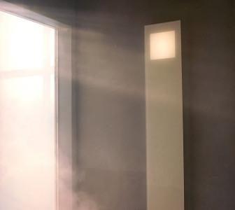 cromoterapia e luce bianca a Led RGB