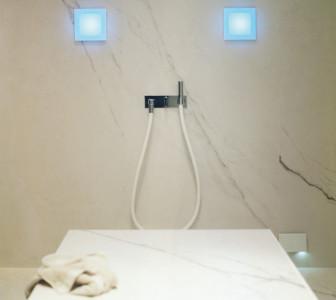 hammam colour therapy and Kneipp shower hose