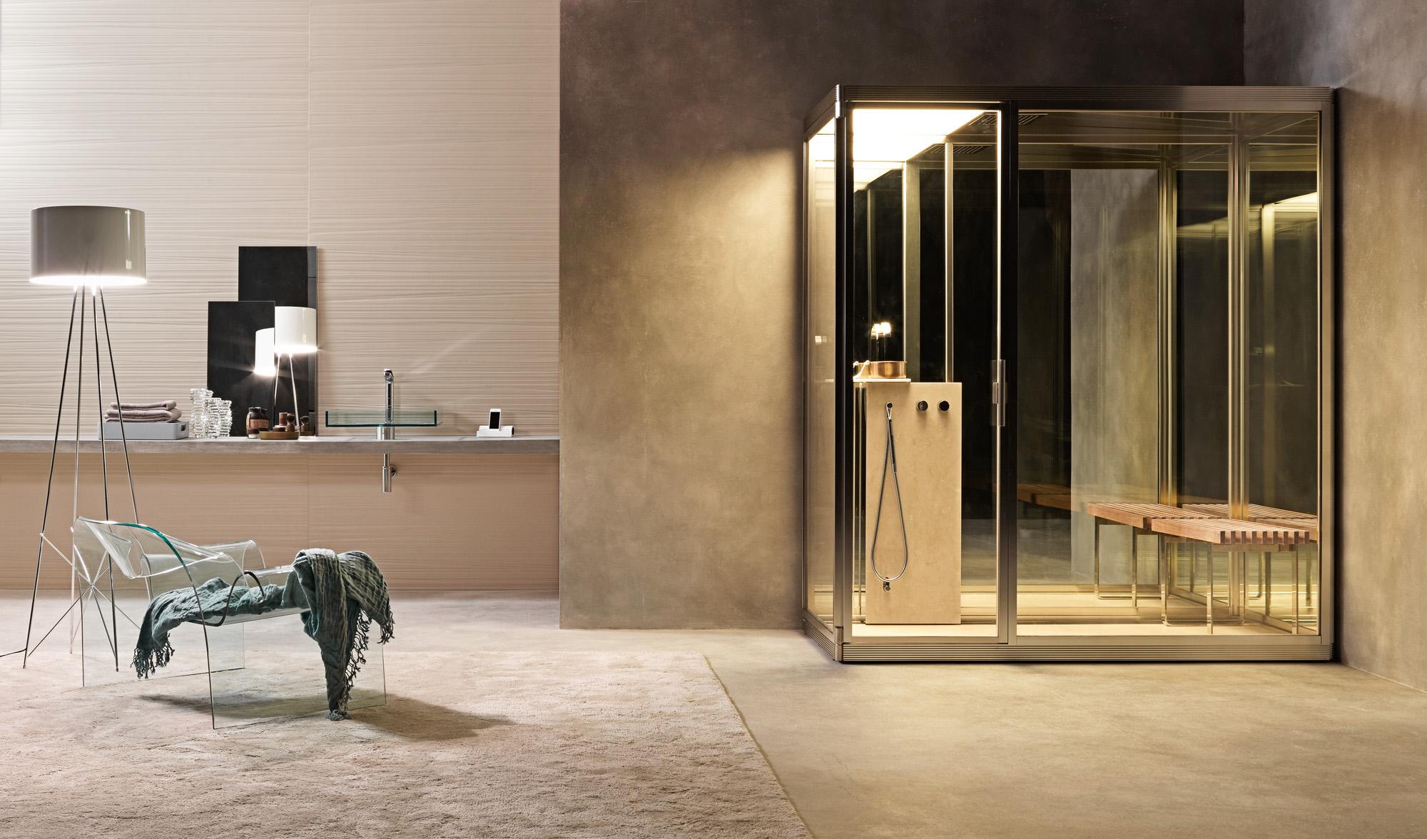 Generatore di vapore topkapi effegibi - Prezzi sauna per casa ...