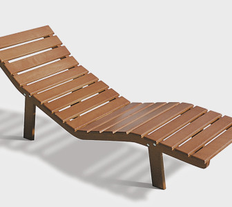 FORMA relax lounger