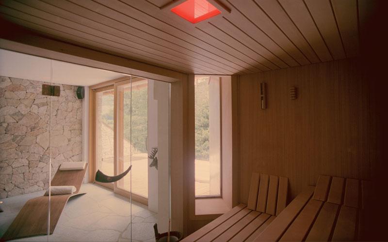 Come e dove installare una sauna in casa propria effegibi for Costruire una sauna in casa