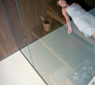 BodyLove S Superfici trasparenti in vetro extrachiaro 10 mm